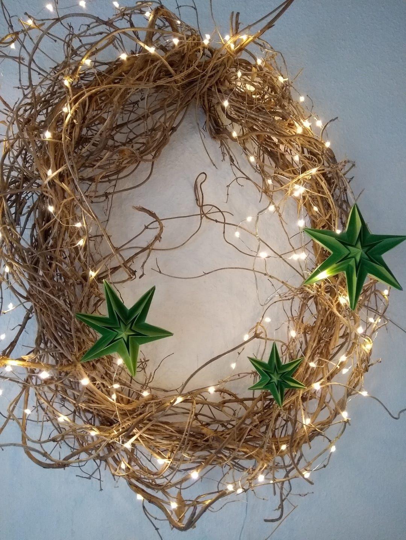 Landlust Stern Basteln Weihnachten Sterne Papier Landlust Weihnachtsstern Basteln