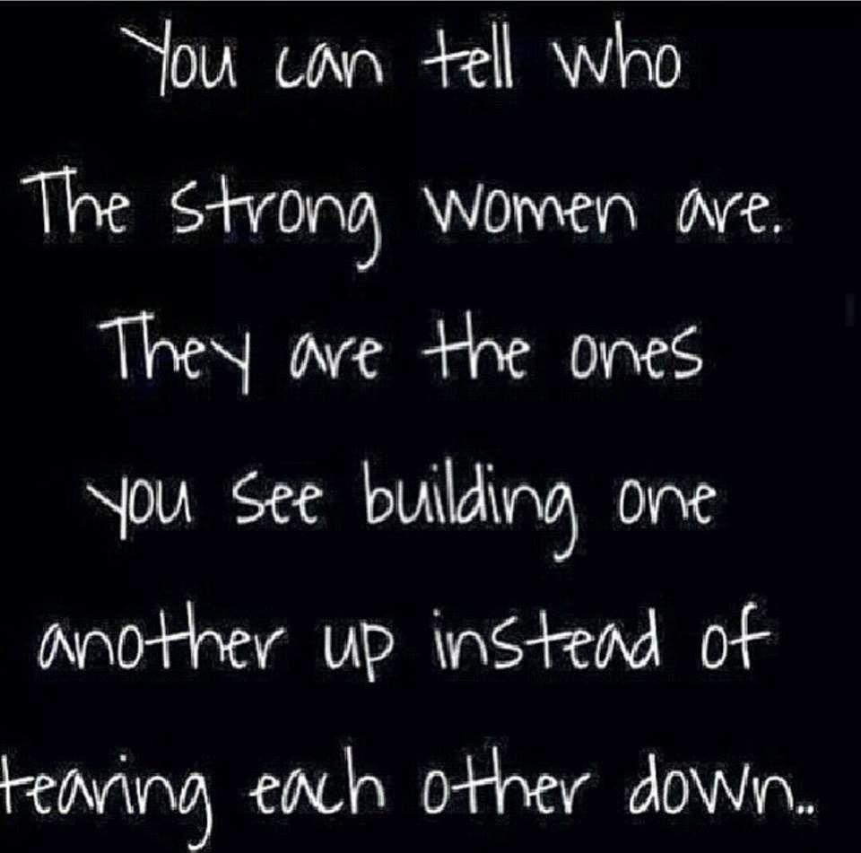 Sterke vrouwen