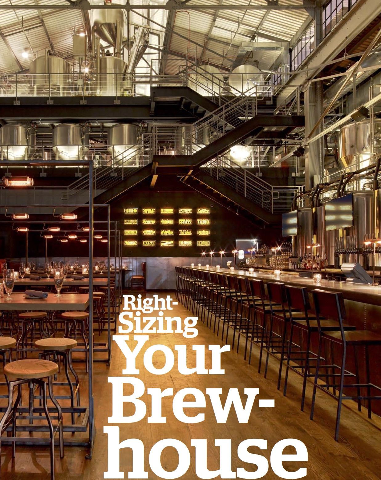 Right-Sizing Your Brewhouse | Craft Beer | Pinterest | Instruments ...