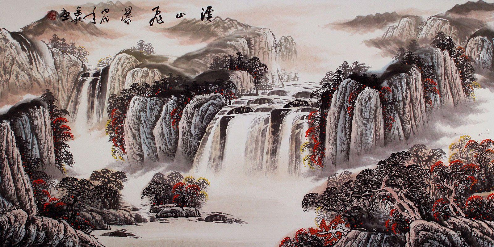 Asian Landscape Art