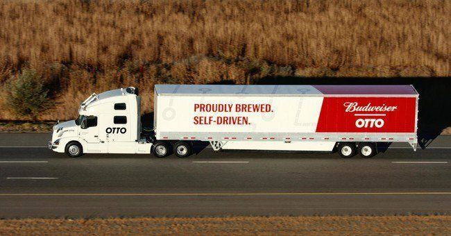 La primera entrega de un camión de cerveza autónomo ha terminado con éxito: ya no hay vuel https://t.co/4UTGfu81I5 https://t.co/oxIqCM5oyp #CPMX8