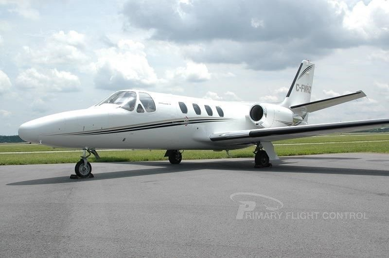 C Fnhz 1985 Cessna Citation Isp For Sale Newest 501 Sp In The World New To Market 3577 Ttsn 3461 Total Landings Performanc Used Aircraft Aircraft Cessna