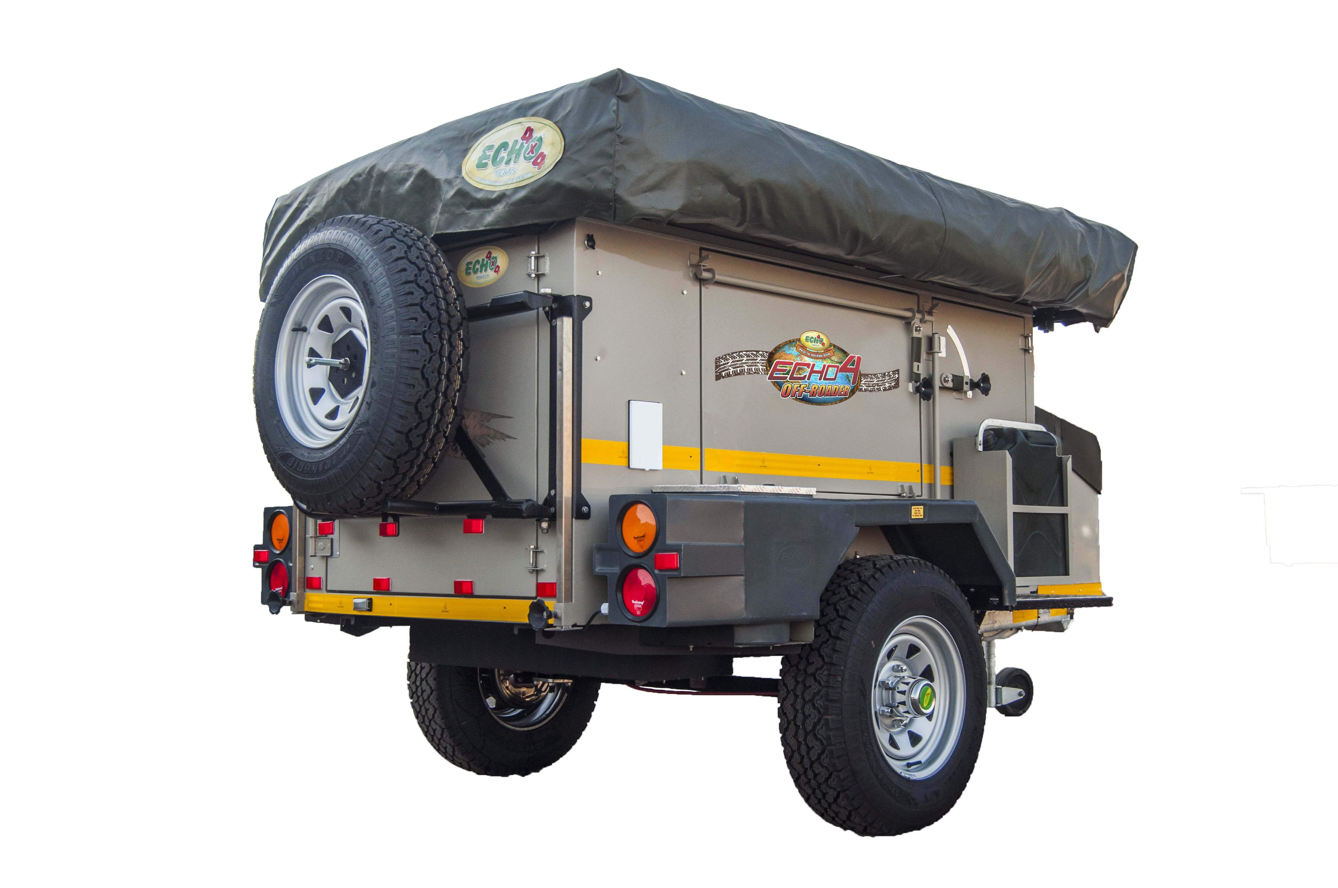 Safari trailers and c&ers for Echo trailer tents and rooftop tents get that off-road c&ing experience with all the luxuries you could imagine !  sc 1 st  Pinterest & Echo 4 extreme off-road trailer | Rv | Pinterest | Trailer tent ...