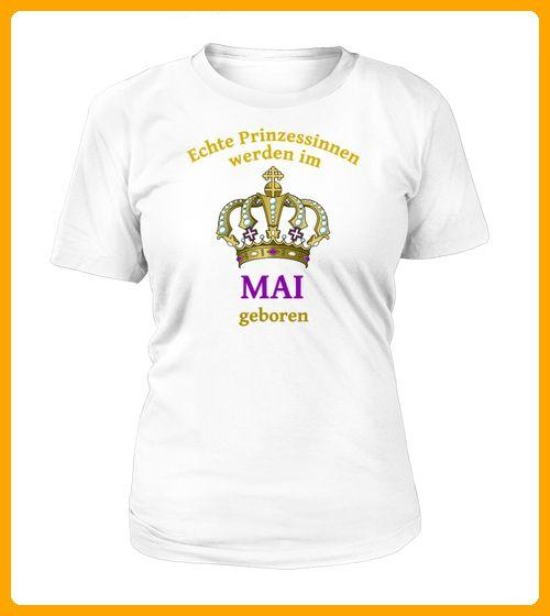 Mai Prinzessin Geburtstag - Shirts für tochter (*Partner-Link)
