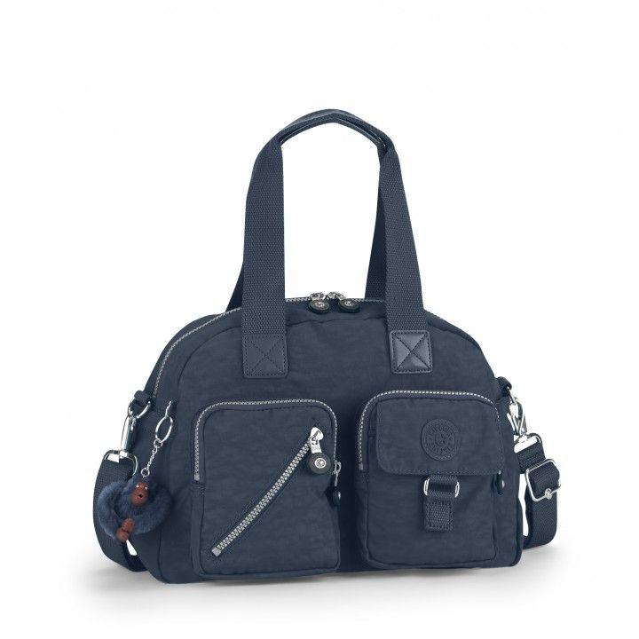 Kipling Sac à main porté épaule Defea Bleu E29x5Vzm