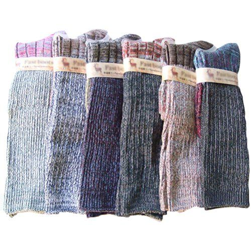 Nanxson Women's Thick 5 Pairs Soft Co...