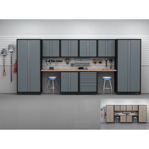 10 images about Garage Storage Finishing on Pinterest Carport plans  Cabinets and Search  10 images. Husky Garage Storage Systems