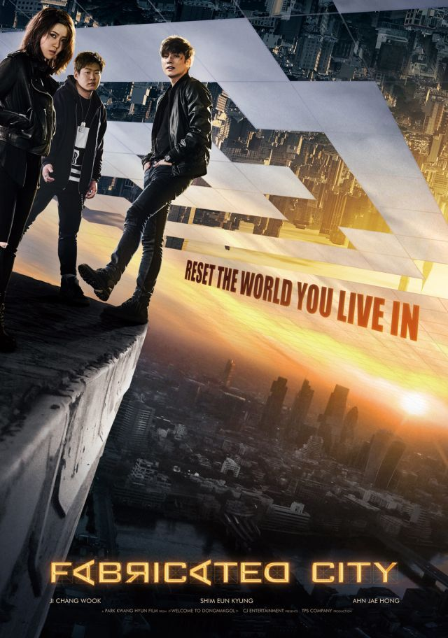 Fabricated City 2017 Dual Audio Hindi Bluray Movie Download