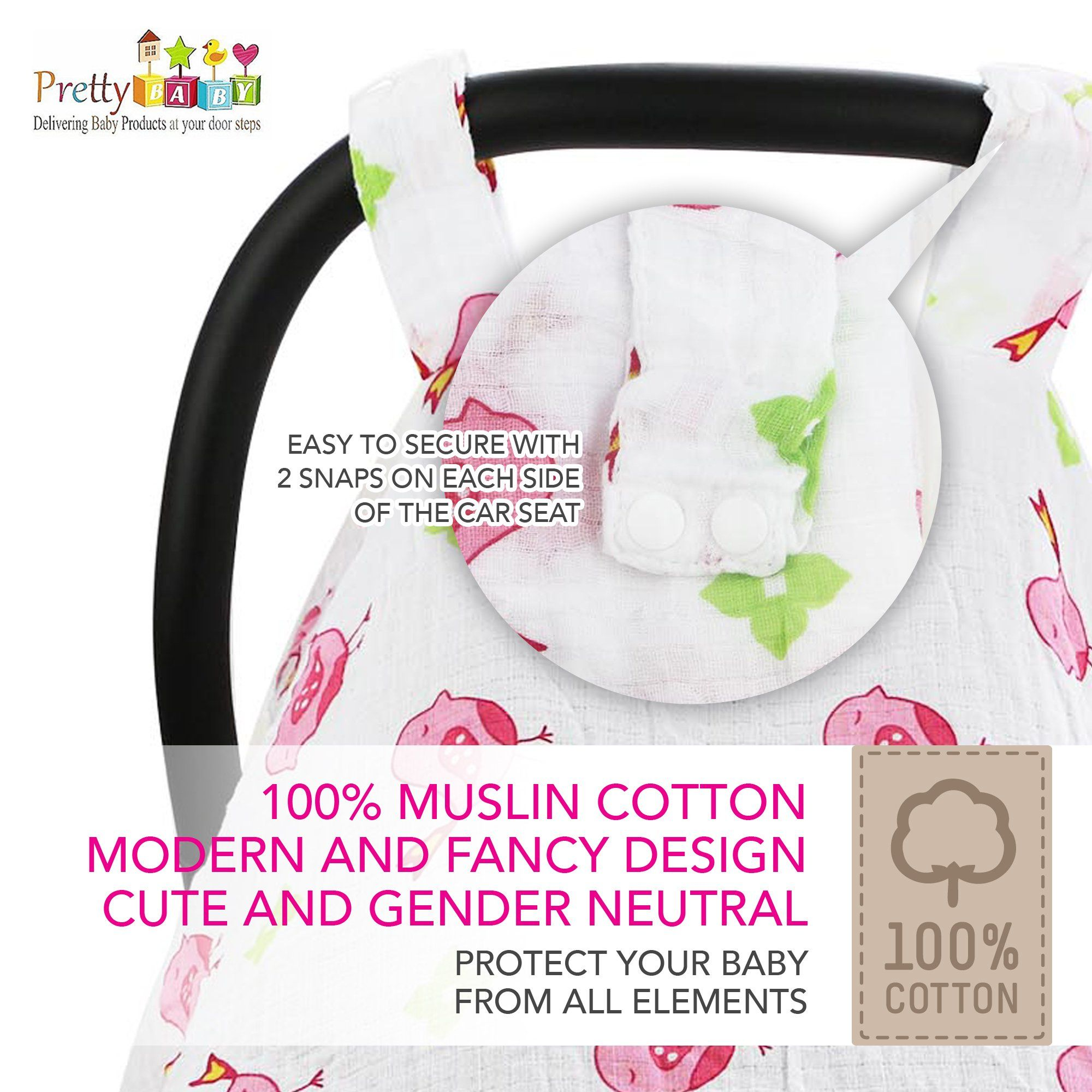 Baby car seat covers to protect from bugs hashtag1 with