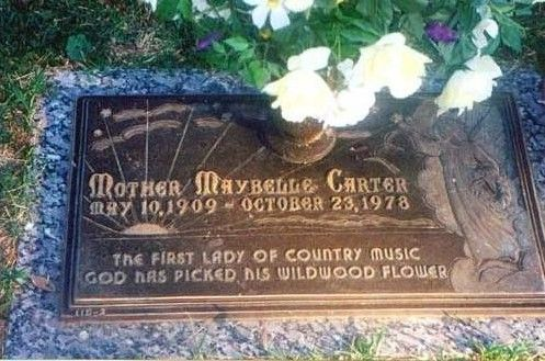 """Maybelle """"Mother"""" Addington Carter - Maybelle Addington Carter, known as """"Mother Maybelle,"""" was one of the founding members of The Carter Family, the first family of country music and one of the most influential acts in the history of country music."""