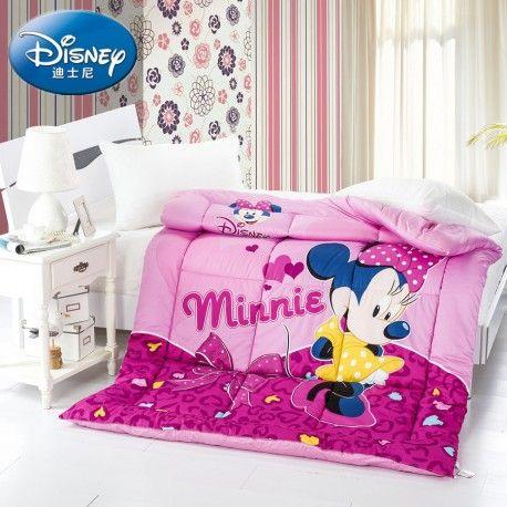 Mickey Mouse Minnie Winnie Pooh Babydecke Decke Kinder Bettdecken