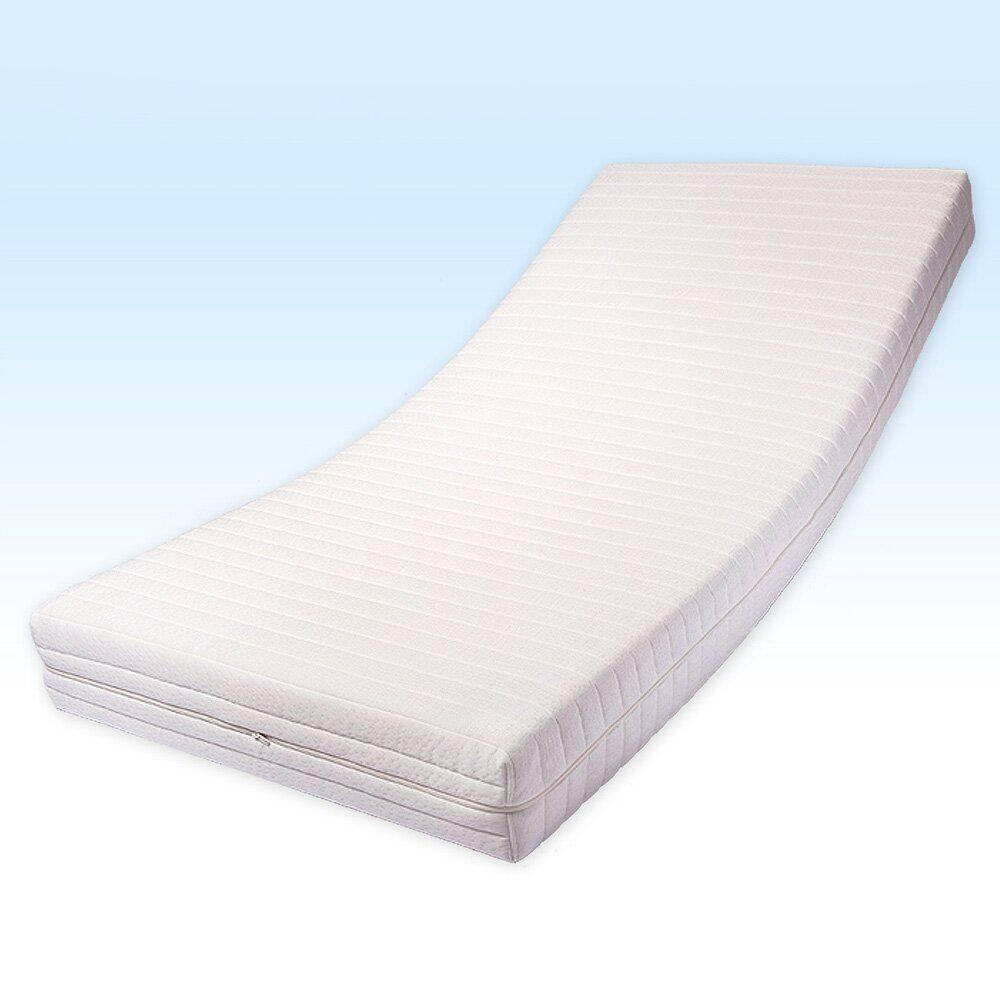 9-Zonen, Kaltschaummatratze Medicon, 19 cm Höhe, hypoallergenic, OEKO-TEX Standard 100