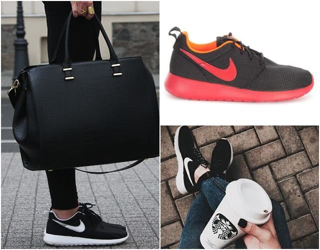 Buty Nike Roshe Run Bija Rekordy Popularnosci Sneakers Nike Nike Nike Roshe Run