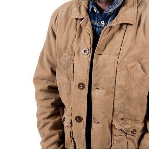 Levis Vintage Clothing Hunting Jacket.