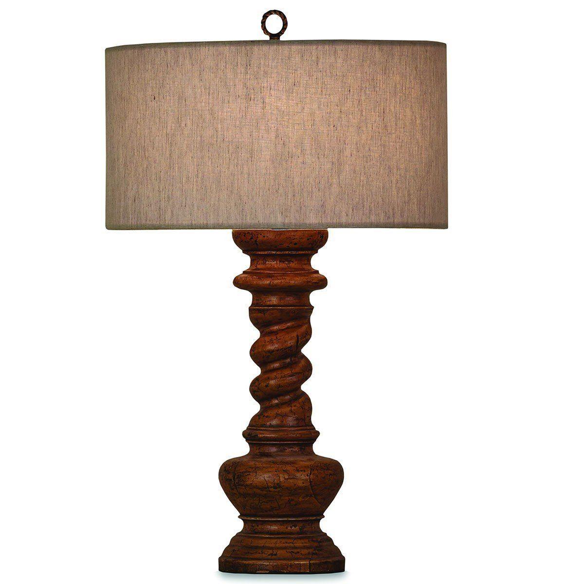 Periwinkle Table Lamp Table Lamp Lamp Furniture Decor