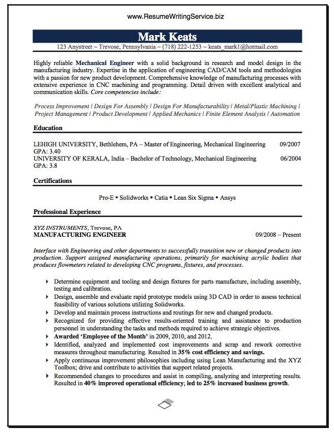 See Mechanical Engineer Resume Sample Here Engineering Resume Mechanical Engineer Resume Engineering Resume Templates