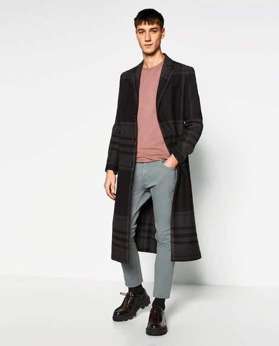 Imagen 1 de PANTALÓN COMFORT de Zara   Mens fashion