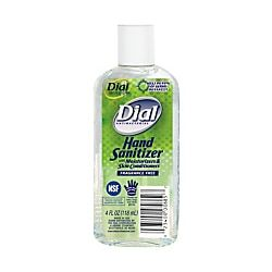 Scented Antibacterial Hand Sanitizer Sheer Blossoms 7 5 Oz