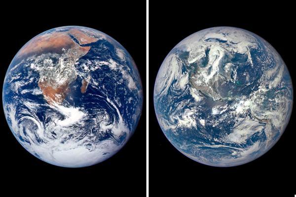 What S Nasa Going To Do With The New Earth Photo Earth Photos Satellite Photos Of Earth Earth