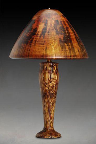 Norfolk Island Pine Chip Board Woodlamp Woodenlamp Woodenlamps Lamp Lighting Tablelamp Diy Homedecor Wood Lamp Base Lamp Wood Lamps