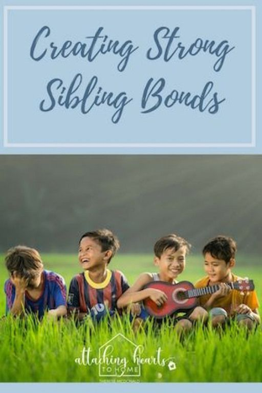 Your Children Need Each Other - Creating Strong Sibling Bonds Find out how to introduce your child to one of the most influential friendships they will have in their life: the bond with their sibling. Grow a connected and closer bond with your children. Works for creating connection with blended families and step children too! #co-parenting #co-parenting #communication #bondingwithchild Your Children Need Each Other - Creating Strong Sibling Bonds Find out how to introduce your child to one of t #bondingwithchild