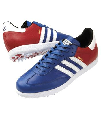 Adidas Limited British Open Edition Samba Golf Shoe | Zapatos ...
