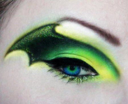 Dragon ;) http://www.makeupbee.com/look.php?look_id=56880