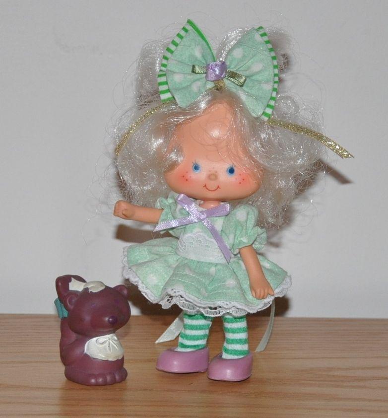 Strawberry Shortcake Angel Cake Vintage Toy 1979 | eBay