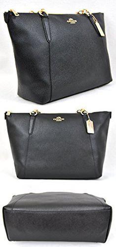 COACH Crossgrain Ava Tote Shoulder Bag Black.  coach  bags  coachbags 60d8759fd8ba7
