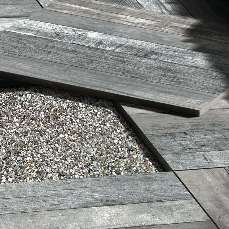 Icon Outdoor by Casa dolce casa - Self-laying wood effect floor - Prix D Une Terrasse En Beton