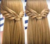 Peinados para cabello suelto de fiesta. Si quieres saber qué tipo de …