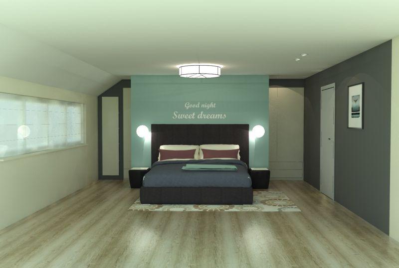 Afbeeldingsresultaat voor slaapkamer annex dressing   Slaapkamer ...