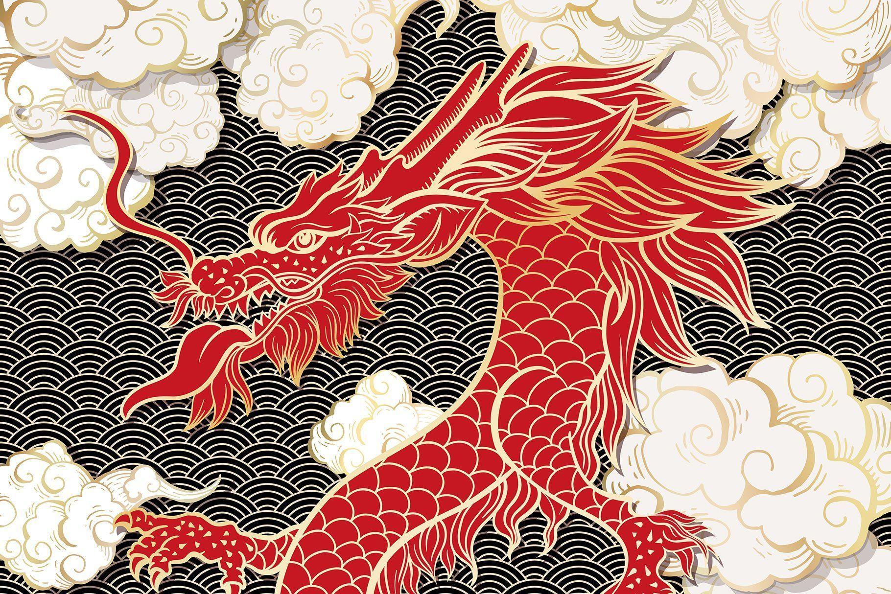 Chinese Dragon Vector Illustrations , #SPONSORED, #illustrations#clouds#styles#I... -  Chinese Dragon Vector Illustrations , #SPONSORED, #illustrations#clouds#styles#Include #Ad  - #arrowtattoo #bodyarttattoo #bodyillustration #Chinese #chinesedragontattoo #Dragon #hamsatattoo #ILLUSTRATIONS #illustrationscloudsstylesI #minertattoo #orcatattoo #SPONSORED #targaryentattoo #tattoominimalist #vector