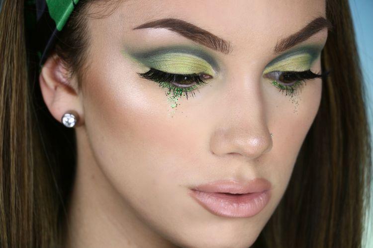 Julia dantas glam masters lifetime beauty makeup artist