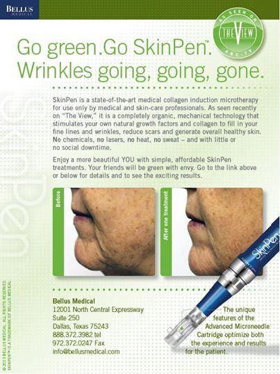 Skinpen By Bellus Medical Microneedling Anti Aging Skin Routine Skin Needling