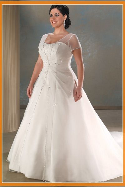 Cutethickgirls.com Plus Size Casual Wedding Dresses (11) #plussizedresses