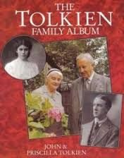 john ronald reuel tolkien - the family album