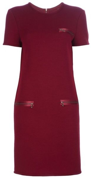 Shift Dress - Lyst
