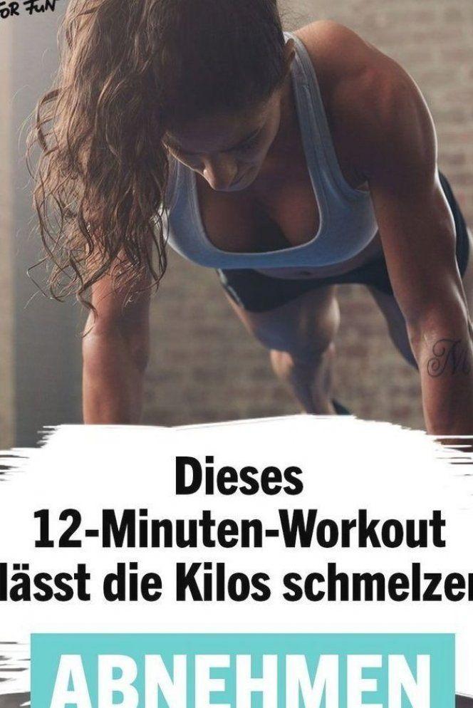 Dies sind 12 Minuten  die es in sich haben  Fitness-Star Whitney Simpson zeigt dir ihr neues HIIT-Wo...