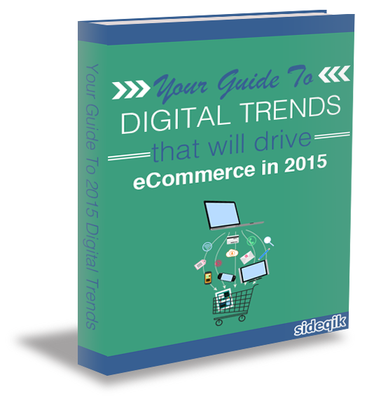 Drive Your eCommerce Sales In 2015