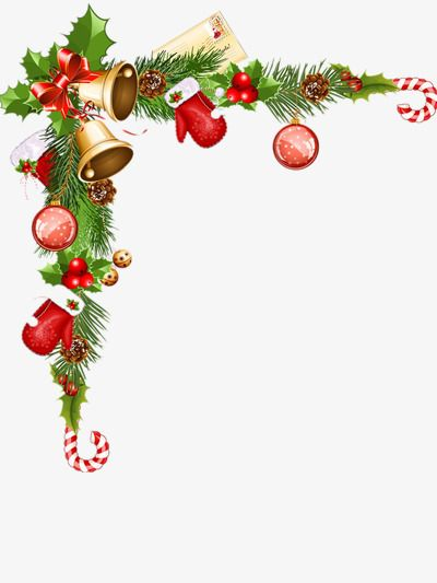 Christmas Decoration Border Creative Borders Decorative Border Christmas Elements Png Transparent Clipart Image And Psd File For Free Download Christmas Graphics Christmas Prints Christmas Clipart Border