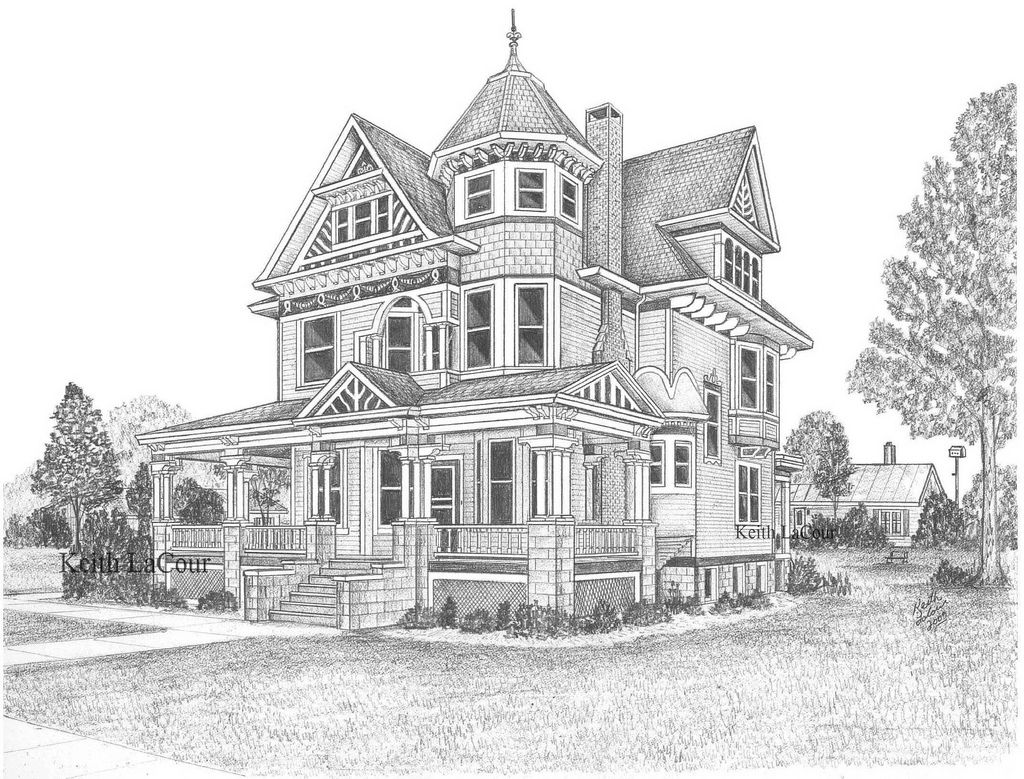 Big Houses To Color Google Search House Drawing Architecture Drawing Plan Architecture Drawing