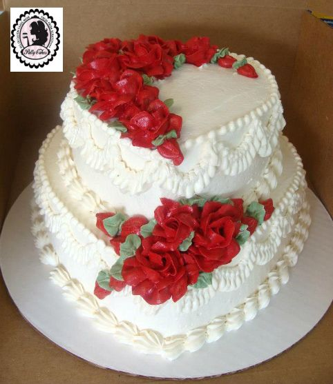 valentines day cakes here are valentines day cakes we have done over the years at patty cakes you can love your cake and eat it too - Valentine Day Cake