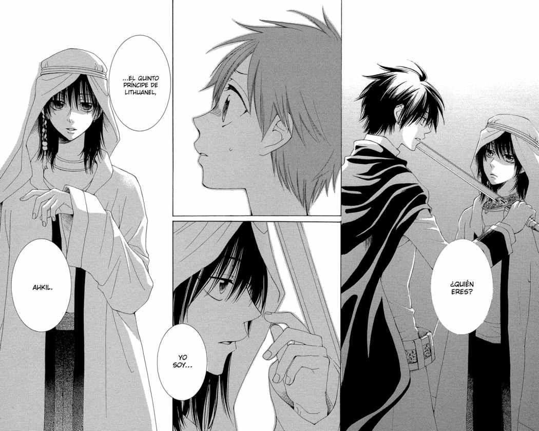 Reimei no Arcana 9 página 49 - Leer Manga en Español gratis en NineManga.com