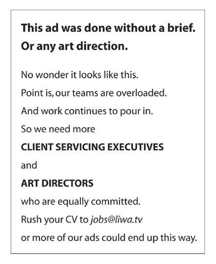 Military Recruitment Ad  Look