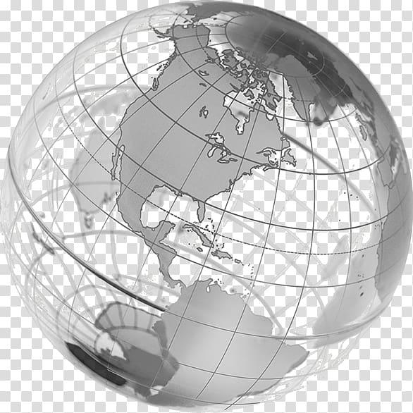 Globe World Grey Transparent Background Png Clipart Instagram Logo Transparent Globe Icon Transparent Background