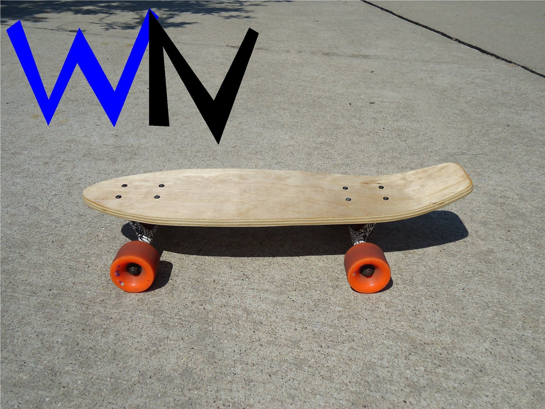 How To Build A Cruiser Board Free Full Size Templates