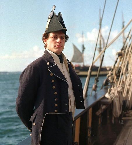 Horatio Hornblower....fictional, but still cool.