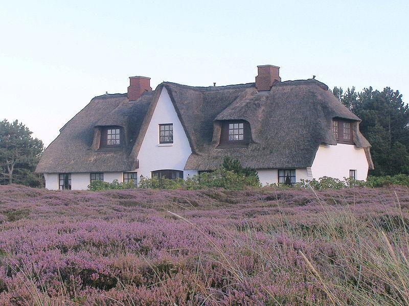 Reetdachhaus Sylt Braderup