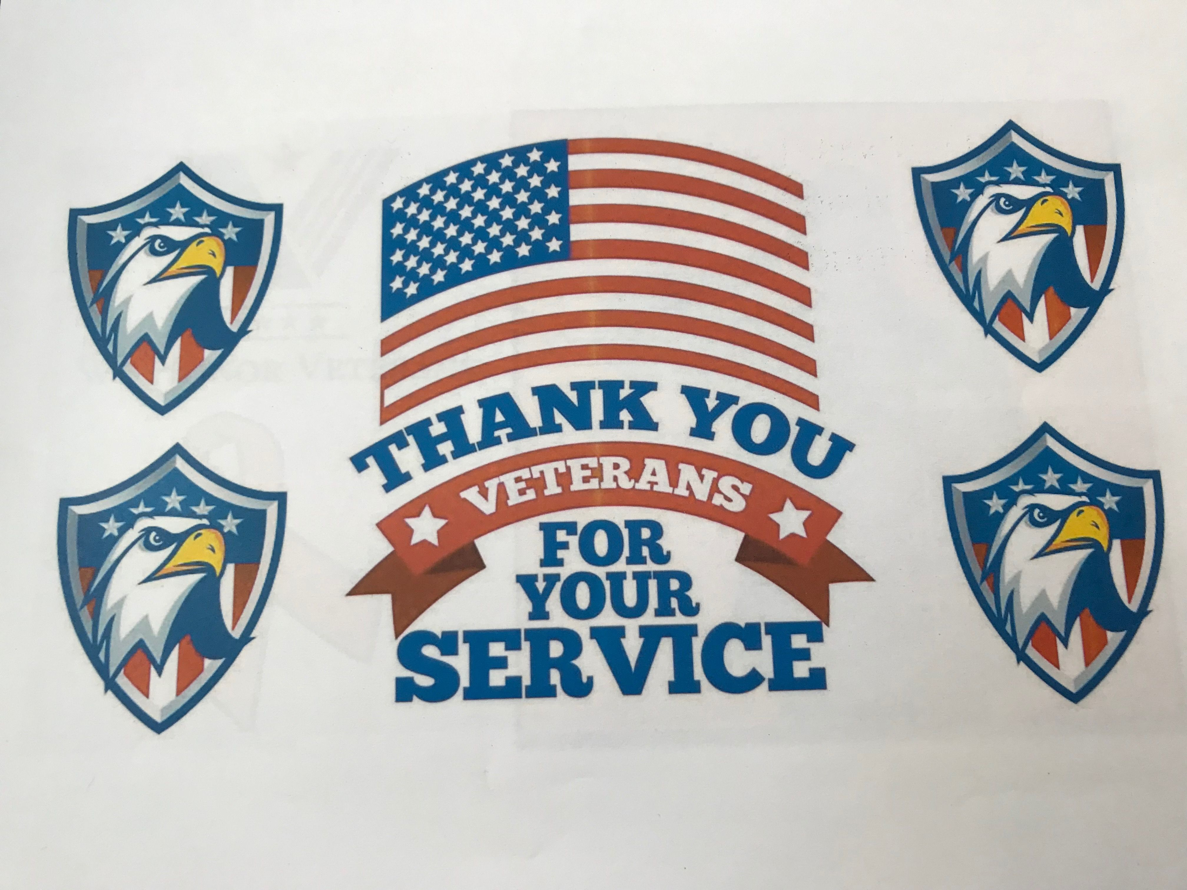 pin on veterans day card